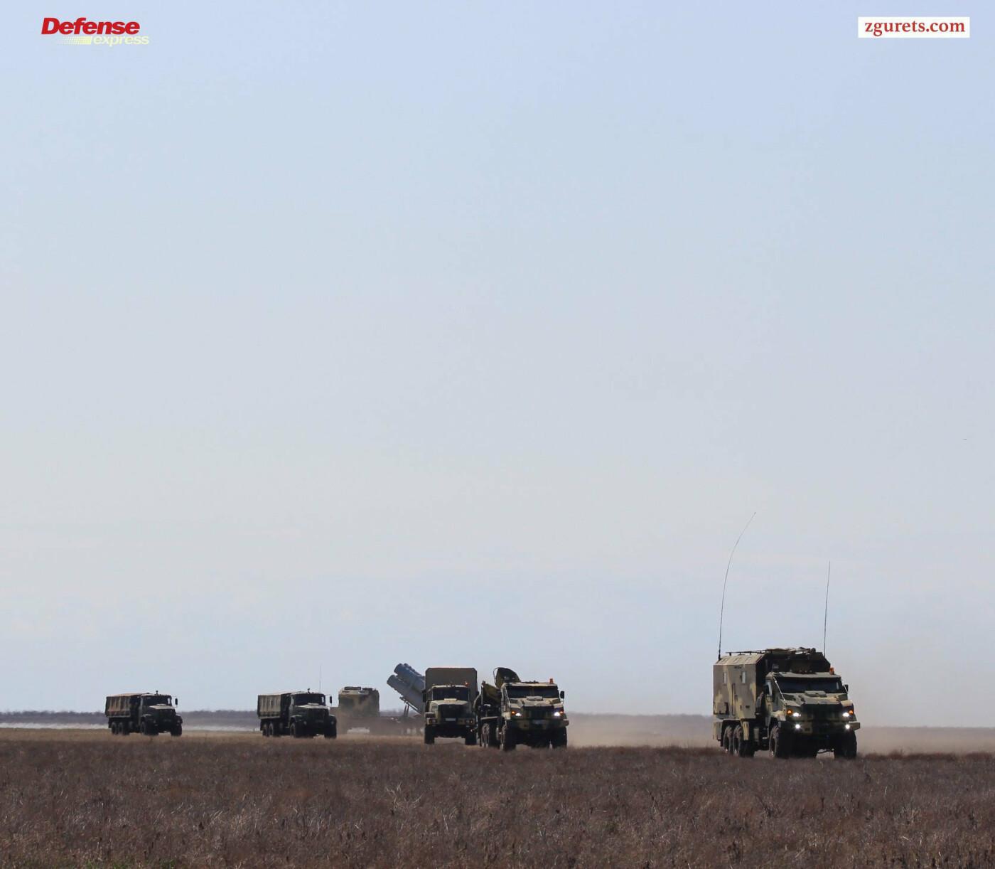 Украинский ракетный комплекс «Нептун» базируется на шасси КрАЗ (ФОТО), фото-5
