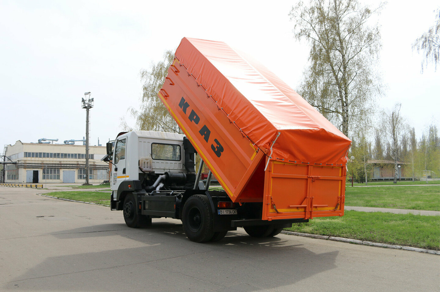 Нужен зерновоз производства КрАЗ? Часть его стоимости будет оплачена из госбюджета, фото-3