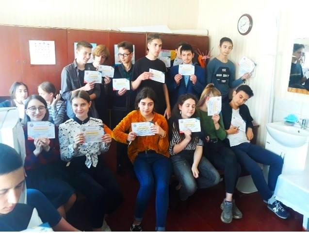 Кременчуцьких старшокласників навчили надавати домедичну допомогу, фото-1