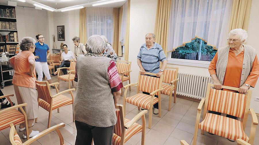 Турбота і догляд за людьми похилого віку в приватному пансіонаті