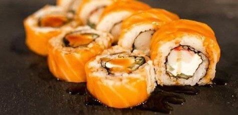 Выбираем доставку суши